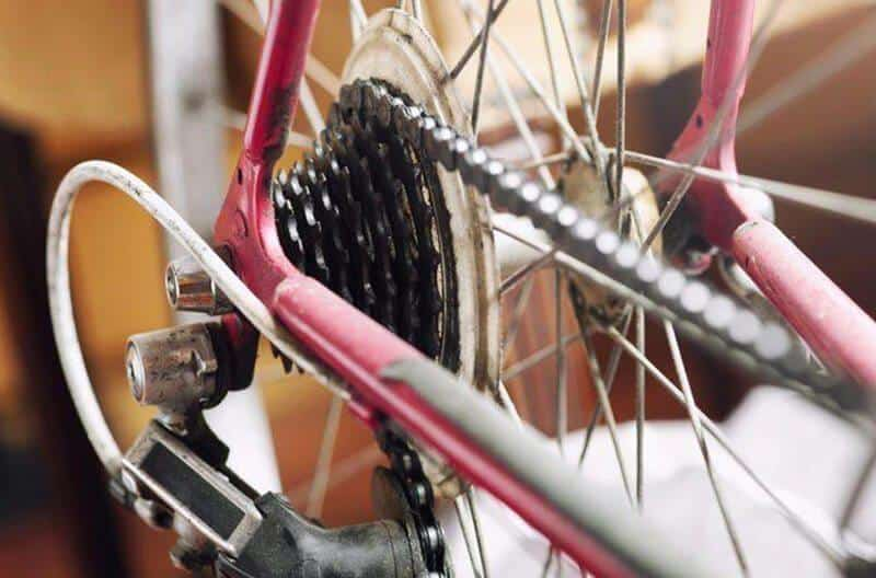 How often to clean bike chain