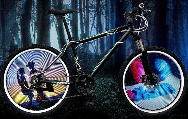 Let Light Up Your Bike with The Best Bicycle Wheel Light