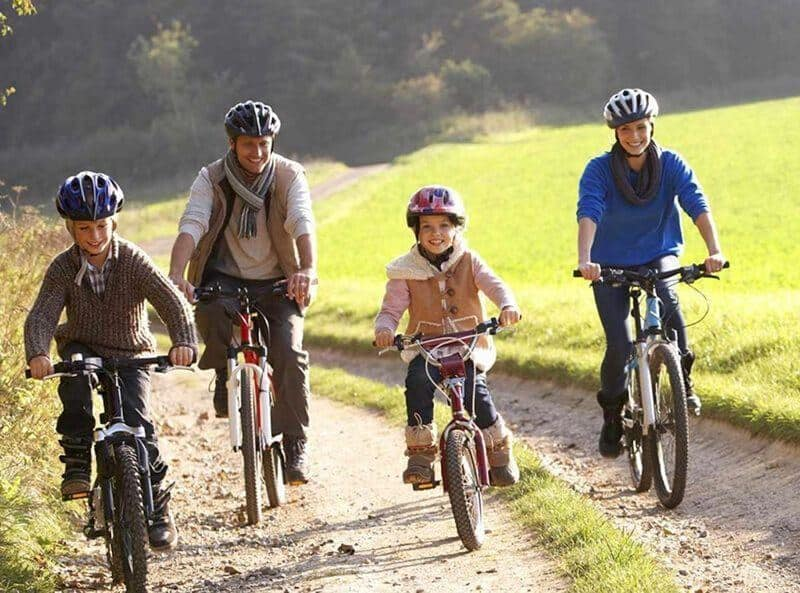 Why should we learn to ride a bike?