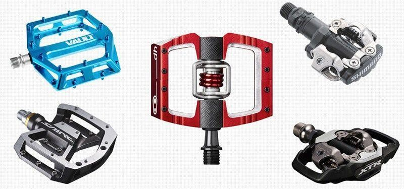 The Best Flat Pedals for Your Mountain Bike This Year 2018