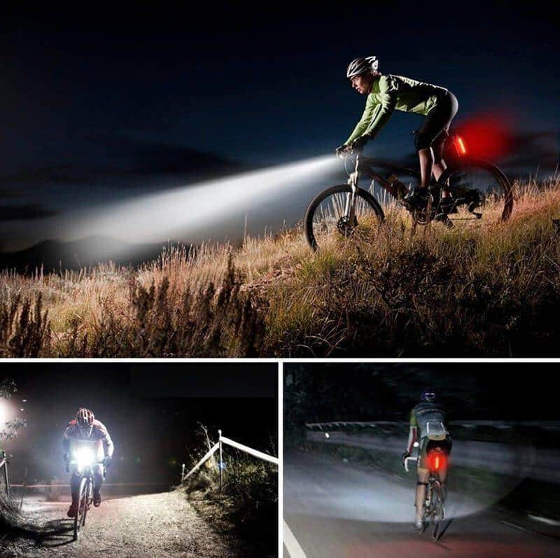 Top 6 Best Bike Lights for Commuting & Night Riding & Mountain: Keep You Safe on the Roads