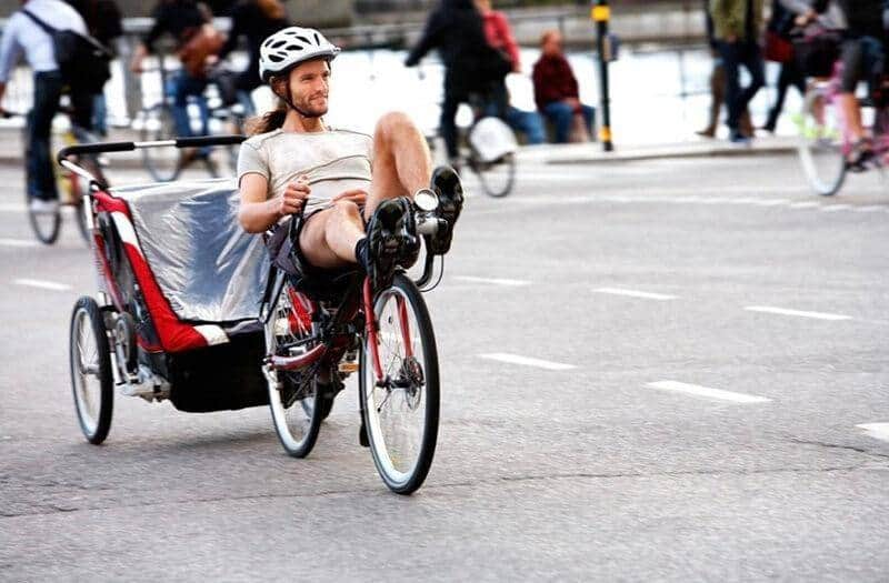 What are recumbent bikes good for