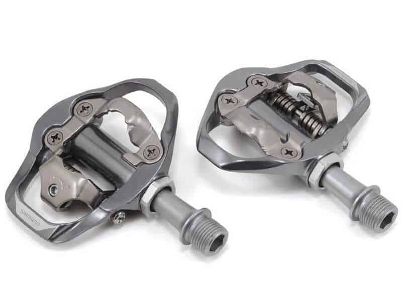 What do you need to seek in clipless pedals