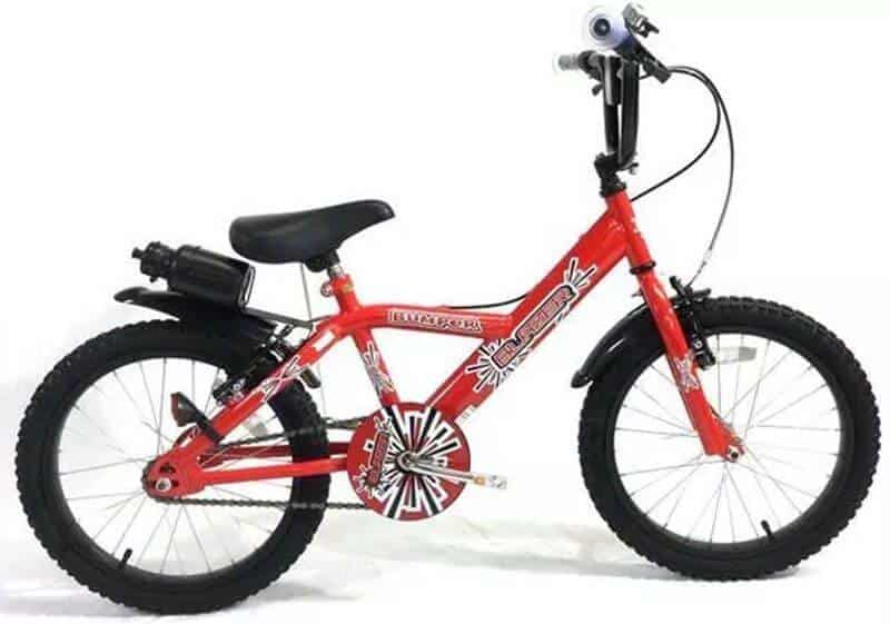 What size bike is for 6-year-old kids