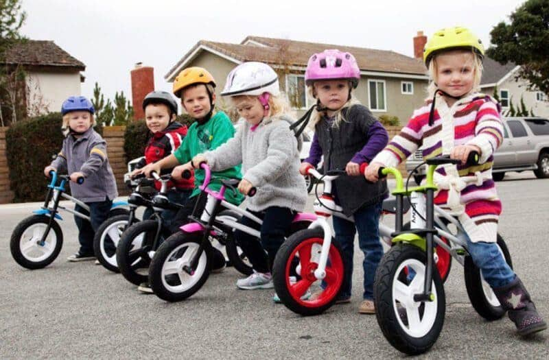 How to choose toddler bike helmet