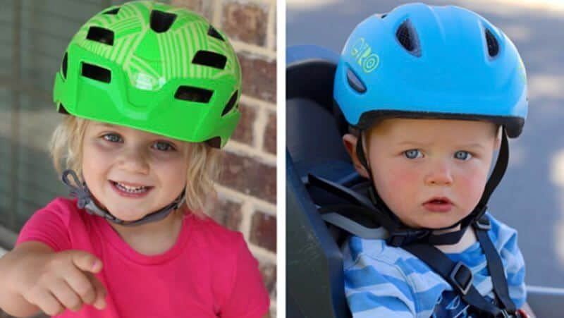 How to make sure that the helmet will fit kids