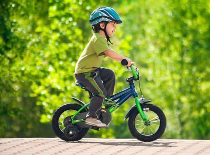 What is the size bike for 2 years old