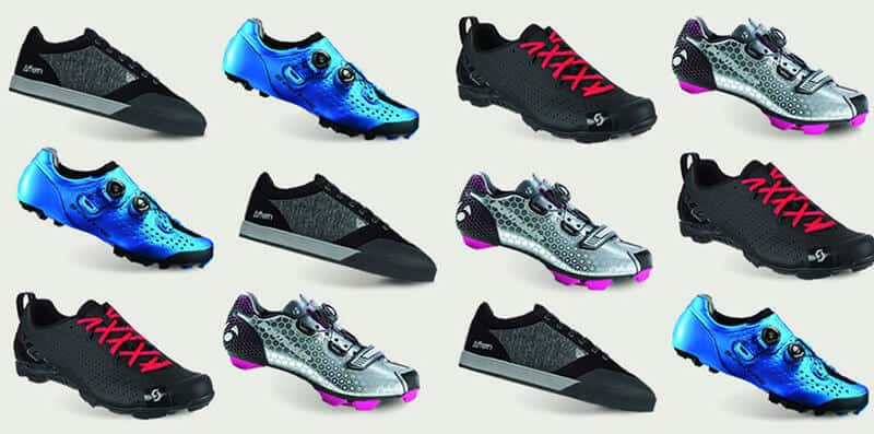 Mountain Bike Shoe Categories