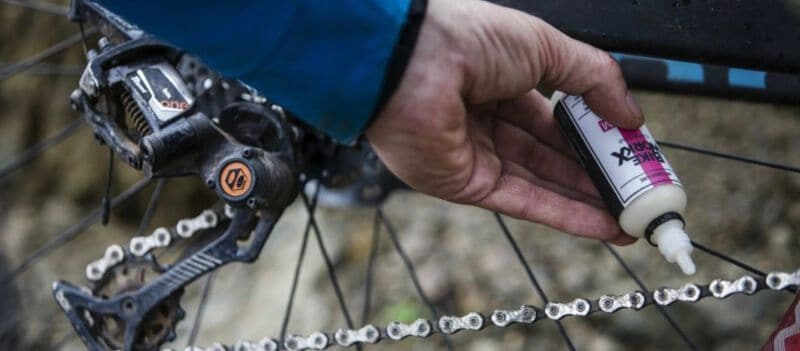 Top 5 Best Mountain Bike Chain Lube