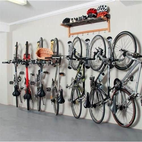 wall monunt for bike