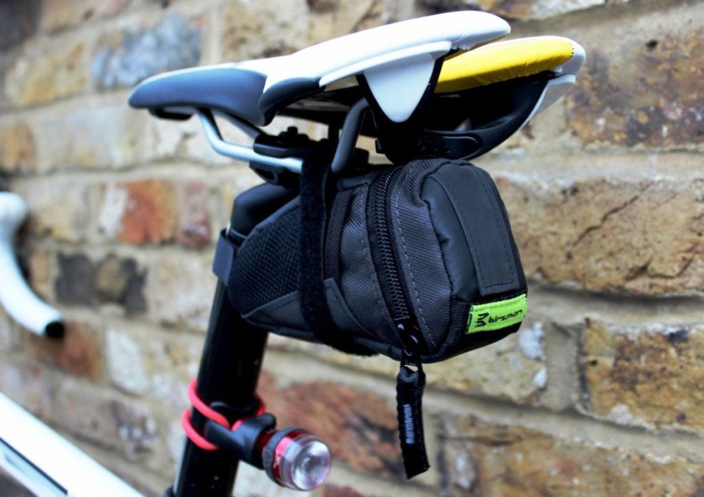 bike saddlebag