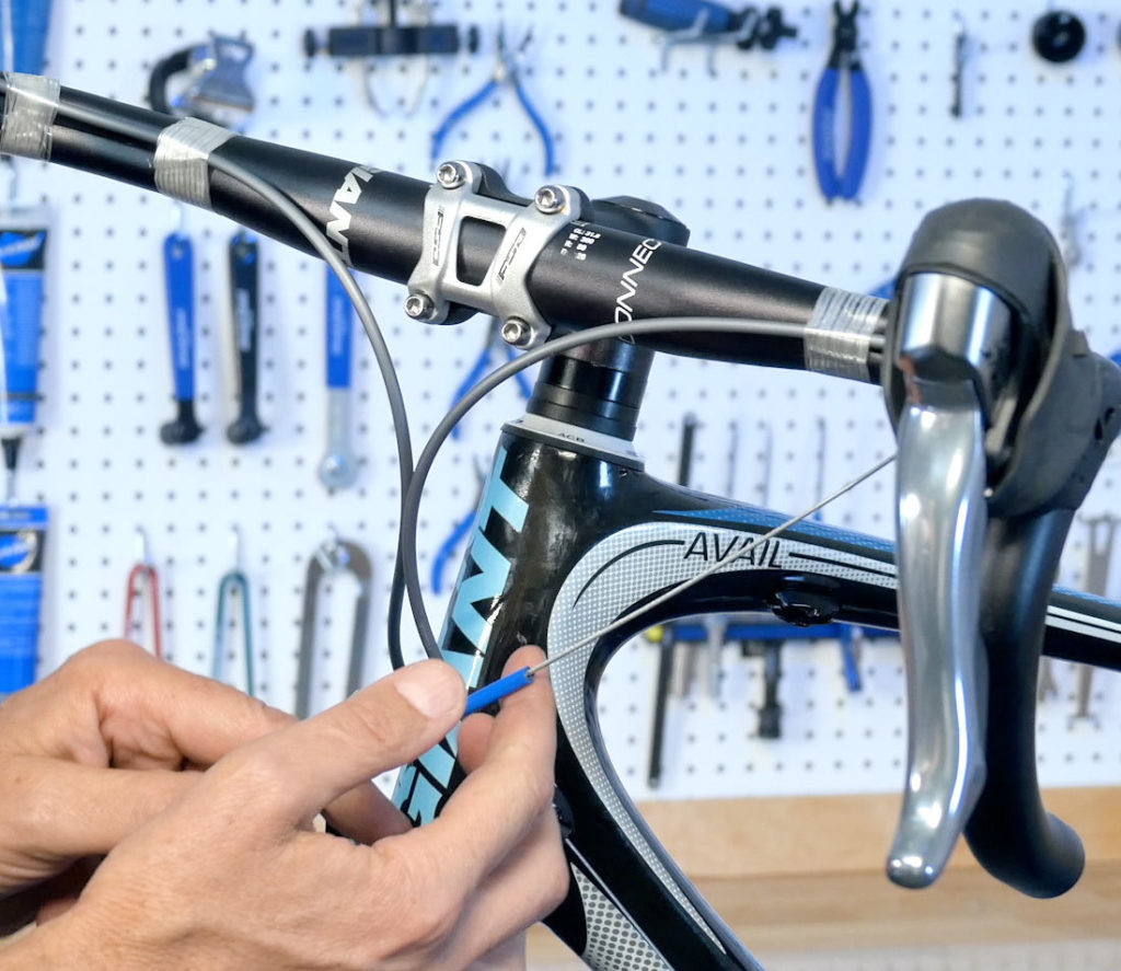fixing bike calbe