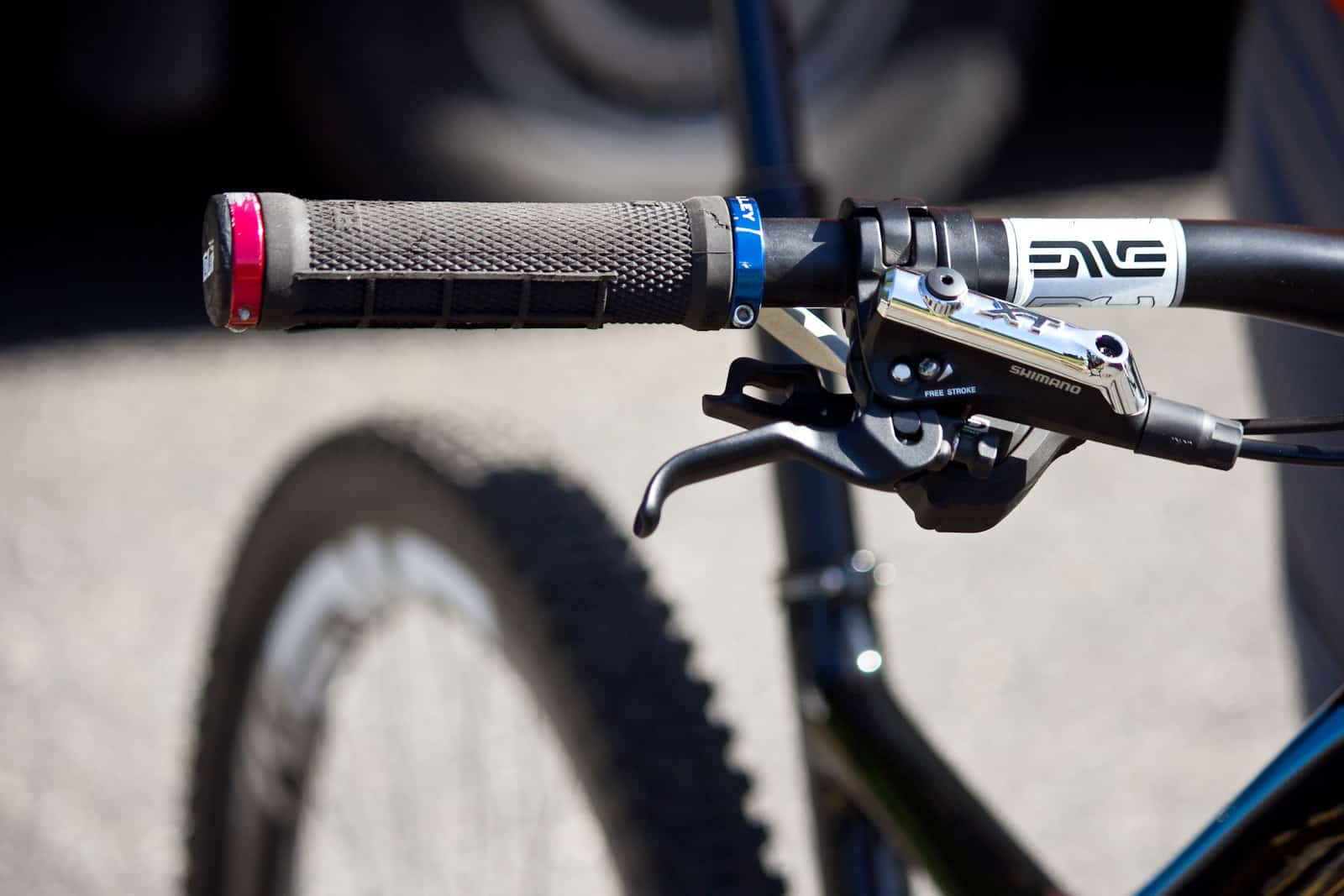 mountain bike grip